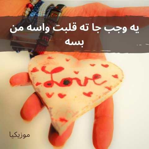 دانلود آهنگ محمد لطفی یه وجب جا ته قلبت واسه من بسه