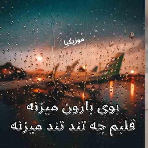 دانلود آهنگ محسن ابراهیم زاده بوی بارون میزنه قلبم چه تند تند میزنه