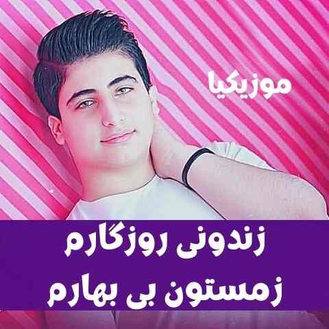Saleh JafarZadeh Musicya.ir دانلود آهنگ صالح جعفرزاده زندونی روزگارم زمستون بی بهارم